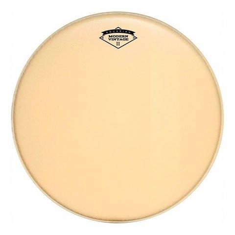 "Aquarian Modern Vintage II 24"" Bass Drumhead with Felt Strip"