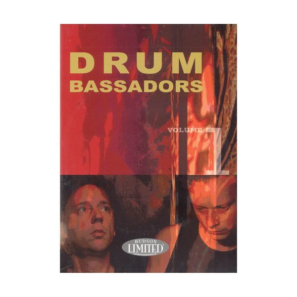 Hal Leonard Drumbassadors Volume 1 DVD