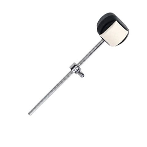 DW Two Way Bass Drum Beater; Felt/Plastic