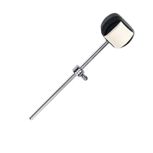 DW DW Two Way Bass Drum Beater; Felt/Plastic