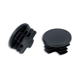 DW DW Rack Tube End Caps (2-Pack)