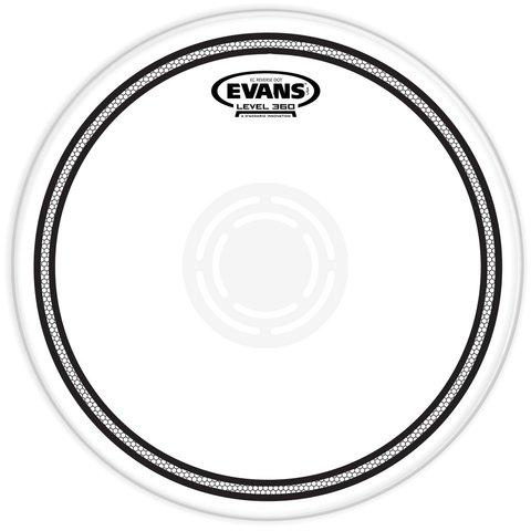 "Evans EC2 Reverse Dot 14"" Snare Drumhead"