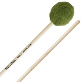 Innovative Percussion Innovative Percussion Strong Legato Soft Marimba - Green Yarn - Birch