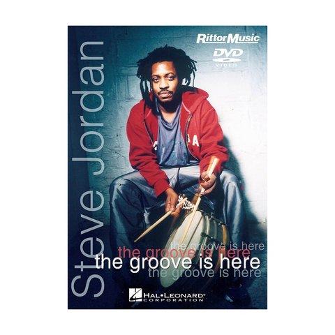 Steve Jordan: The Groove Is Here DVD
