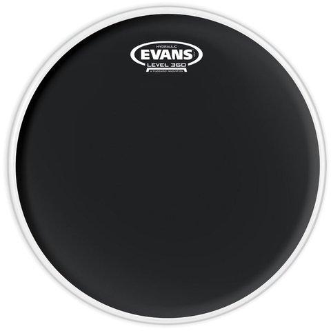 "Evans Hydraulic Black 10"" Tom Drumhead"