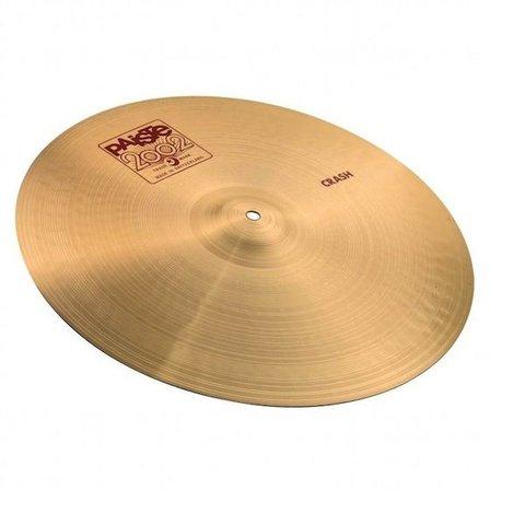 "Paiste 2002 Classic 16"" Medium Crash Cymbal"