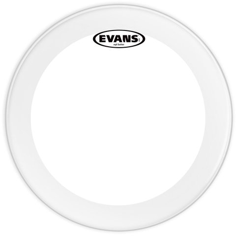 "Evans EQ4 Coated 18"" Bass Drumhead"
