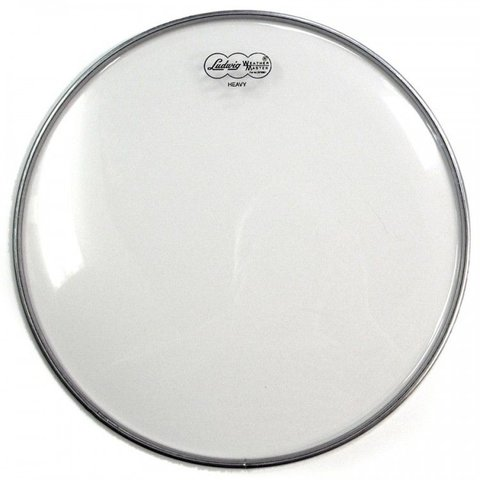 """Ludwig Weather Master Clear Heavy 18"""" Batter Drumhead"""