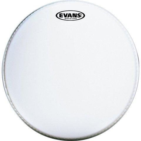 "Evans Genera G1 Coated 20"" Bass Drumhead"