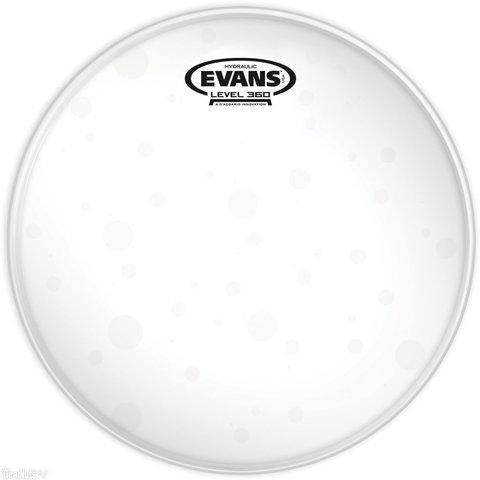 """Evans Hydraulic Glass 16"""" Tom Drumhead"""