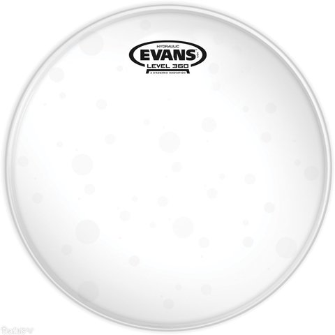 "Evans Hydraulic Glass 18"" Tom Drumhead"