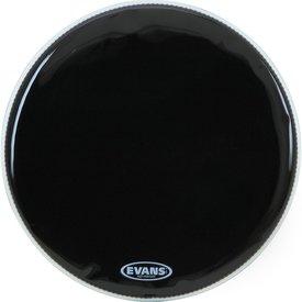 """Evans Evans EQ3 16"""" Black Resonant Tom Drumhead"""