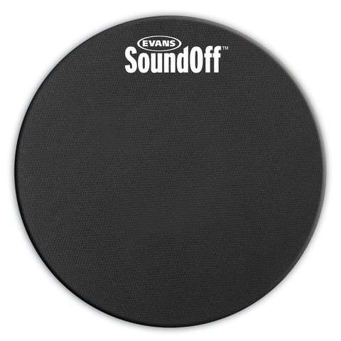 "Evans SoundOff 6"" Tom Mute"