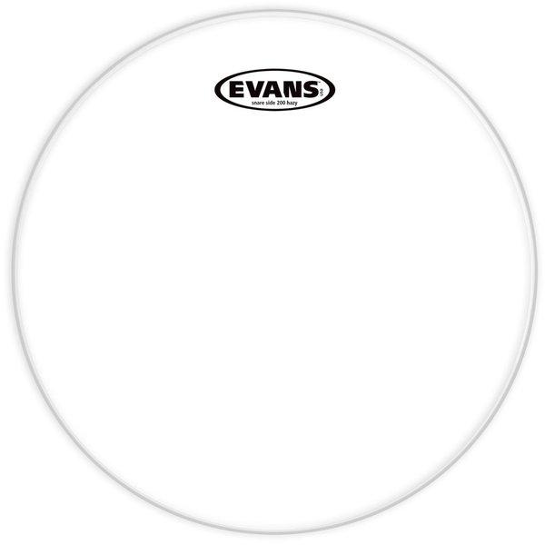 """Evans Evans Hazy 200 Snare Side 10"""" Drumhead"""