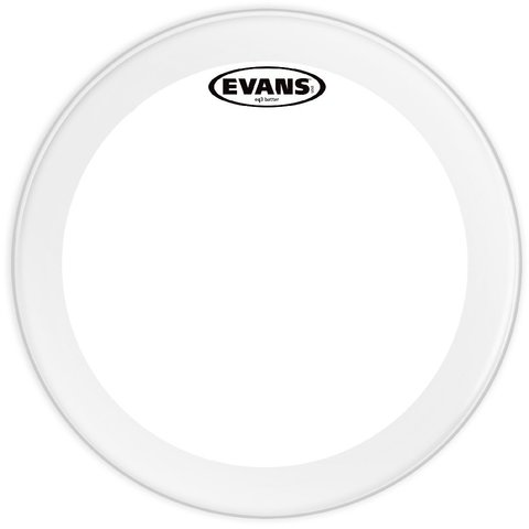 "Evans EQ3 Coated 20"" Bass Drumhead"