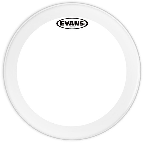 "Evans Evans EQ3 Coated 20"" Bass Drumhead"