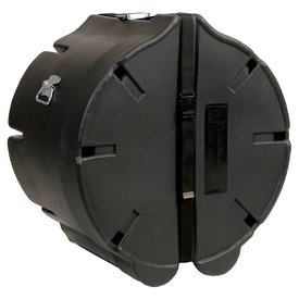 Gator Gator Bass Drum Case; Elite Air Series Molded PE; 16X20