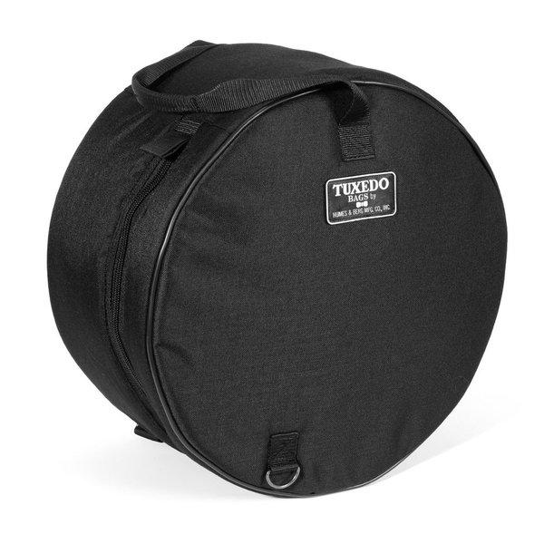 Humes and Berg Humes and Berg 6.5X14 Tuxedo Padded Black Bag