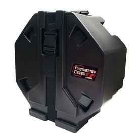 "Gator Gator Evolution Black Roto Molded Snare Case; Fits 13""-14"" Snare Drums; 5.5"" Height"