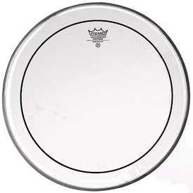 "Remo Remo Clear Pinstripe 20"" Diameter Bass Drumhead"