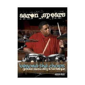 Hal Leonard Aaron Spears: Beyond the Chops DVD