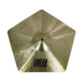 """Wuhan 15"""" Linear Cymbal"""