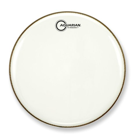 "Aquarian Hi-Frequency Series 16"" (1-Ply) Thin Drumhead"
