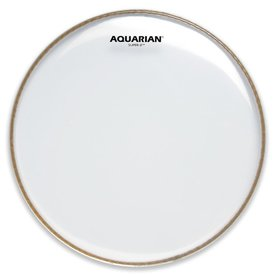 "Aquarian Aquarian Super-2 Series 18"" (2-Ply) Drumhead"