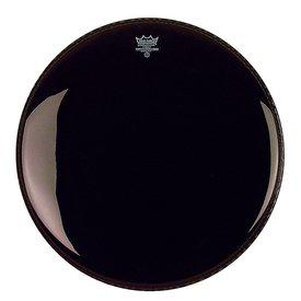 "Remo Remo Ebony Powerstroke 3 20"" Diameter Bass Drumhead with 5"" Black Dynamo"
