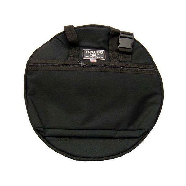 "Humes and Berg Humes and Berg 22"" Tuxedo Cymbal Bag w/Hi Hat and Back Pack"
