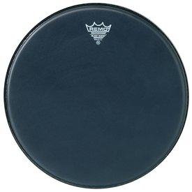 """Remo Remo Black Suede Emperor 15"""" Diameter Batter Drumhead"""