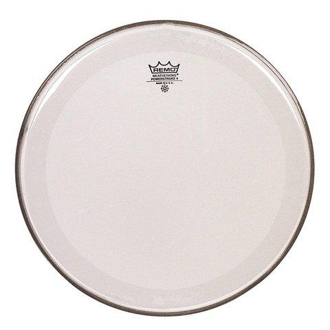 "Remo Clear Powerstroke 4 8"" Diameter Batter Drumhead"