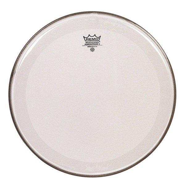 "Remo Remo Clear Powerstroke 4 8"" Diameter Batter Drumhead"