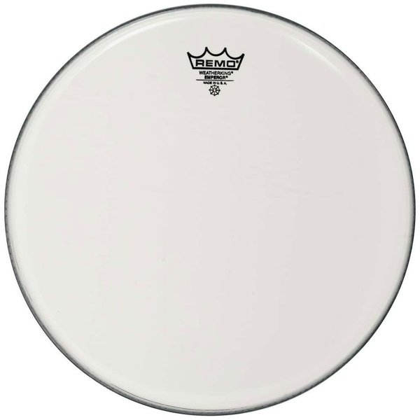 """Remo Remo Smooth White Emperor 14"""" Diameter Batter Drumhead"""