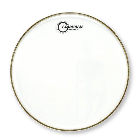 "Aquarian Response 2 Series 18"" (2-Ply) Bass Drumhead"