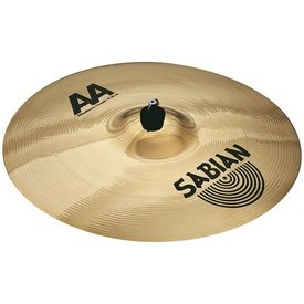 "Sabian Sabian AA 18"" Medium Crash Cymbal"