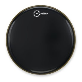 "Aquarian Aquarian Hi-Frequency Series 8"" Thin Drumhead - Black"