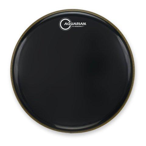 "Aquarian Hi-Frequency Series 8"" Thin Drumhead - Black"