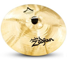 "Zildjian Zildjian 18"" A Custom Medium Crash"