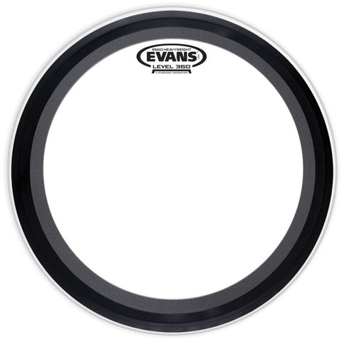 "Evans 20"" EMAD HEAVYWEIGHT BTR CLR"