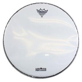 """Remo Remo White Max Crimplock 13"""" Diameter Batter Drumhead"""