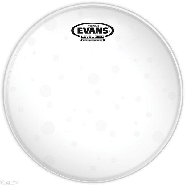 "Evans Evans Hydraulic Glass 14"" Tom Drumhead"