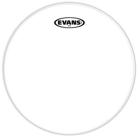 "Evans G12 Clear 8"" Drumhead"
