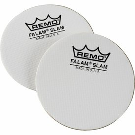 "Remo Remo Falam Slam Single Pedal Patch - 4"" - 2-Pack"