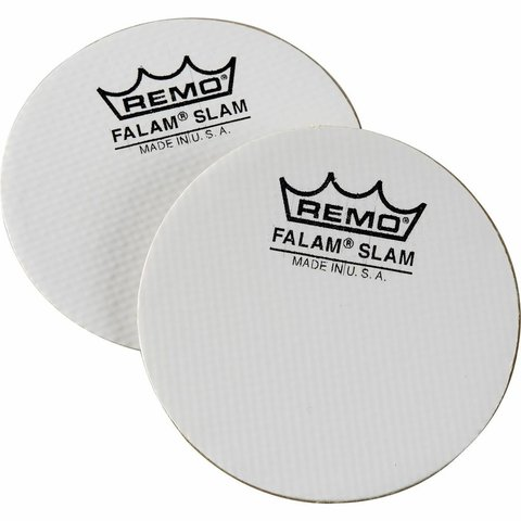 """Remo Falam Slam Single Pedal Patch - 4"""" - 2-Pack"""