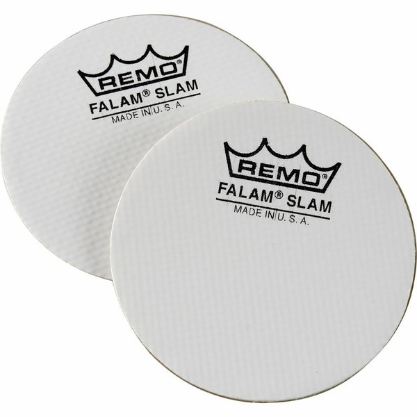 """Remo Remo Falam Slam Single Pedal Patch - 4"""" - 2-Pack"""