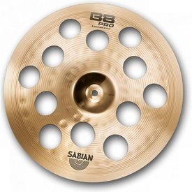 "Sabian Sabian B8 Pro 16"" O-Zone Crash Cymbal"