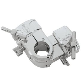 Gibraltar Gibraltar Chrome Series Stack Right Angle Clamp