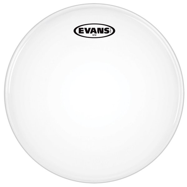 "Evans Evans 08"" G12 CTD WHT"