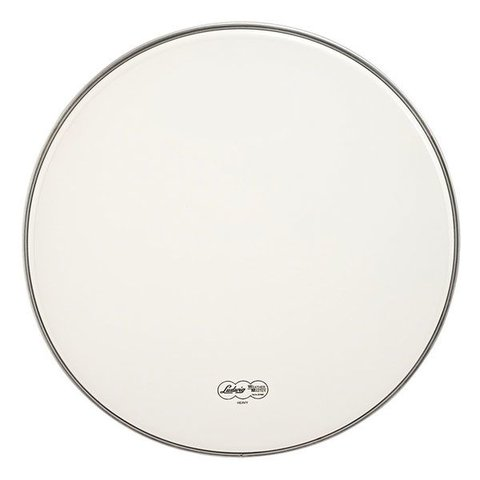 "Ludwig Weather Master Smooth White Heavy 18"" Bass Drumhead"